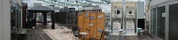 SANTIAGO GUESTHOUSE HIROSHIMA – HOSTEL Terrace/Patio