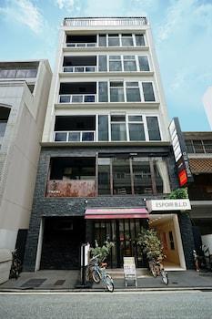 SANTIAGO GUESTHOUSE HIROSHIMA – HOSTEL Front of Property