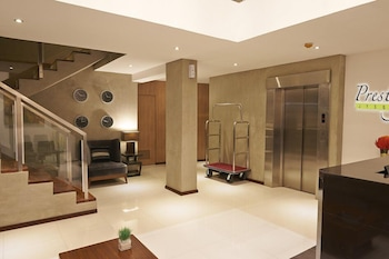 Prestigio Hotel Apartments Cebu Lobby