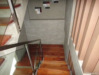 Prestigio Hotel Apartments Cebu Staircase