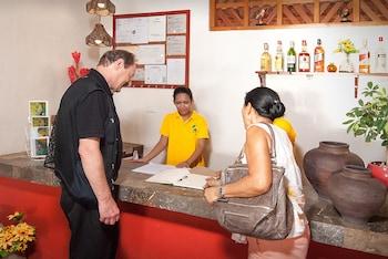 Sumisid Lodge Cebu Reception