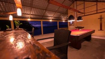 Chindonan Dive Resort Coron Billiards