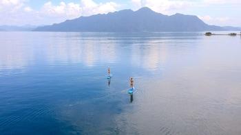Chindonan Dive Resort Coron Kayaking