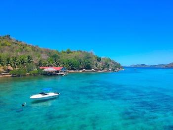 Chindonan Dive Resort Coron Check-in/Check-out Kiosk