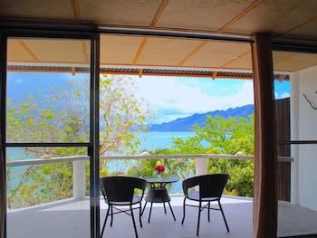 Chindonan Dive Resort Coron Terrace/Patio