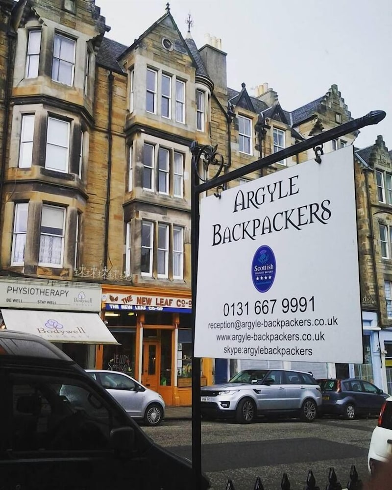 Argyle Backpackers, Featured Image