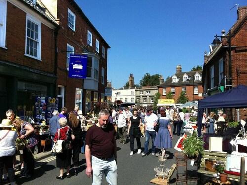 Short Stay Bungay, Suffolk