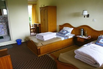 Deluxe Double or Twin Room, Mountain View