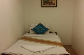 Small Double Room with Aircon