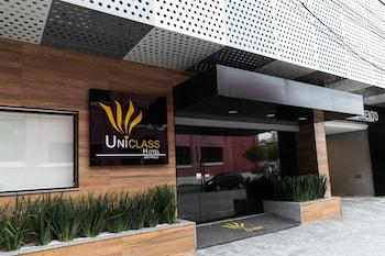優尼經典拉帕飯店 Uniclass Hotel Lapa