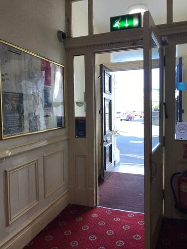 THE FALCON'S NEST HOTEL, Port Erin