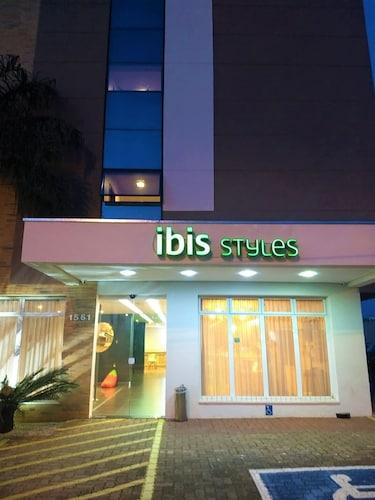 . Ibis Styles Araraquara