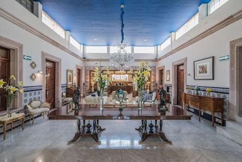 Hotel Casa del Jardín, Aguascalientes