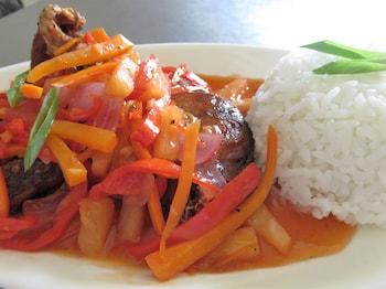 Kav's Beach Resort Negros Oriental Food and Drink