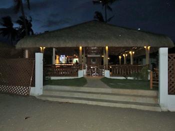 Kav's Beach Resort Negros Oriental Hotel Front - Evening/Night