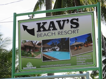 Kav's Beach Resort Negros Oriental Exterior detail