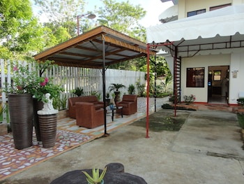 A Family Apartelle Bohol Property Grounds