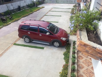 A Family Apartelle Bohol Parking