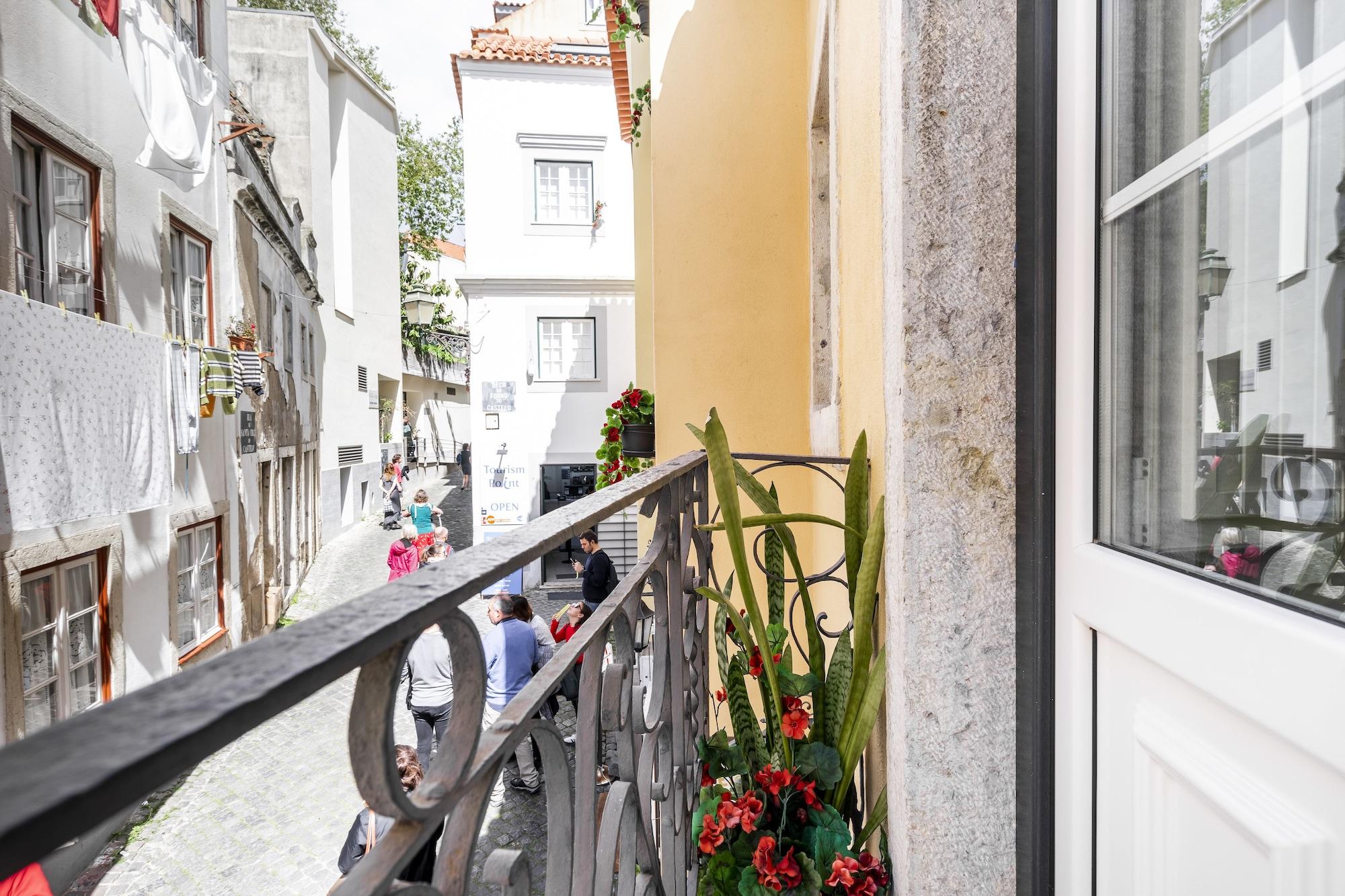 Castle Inn Lisbon, Lisboa