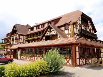 Hotel - Hôtel Restaurant Au Parc des Cigognes