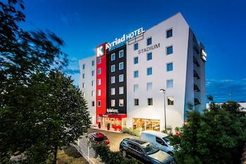 Hotel - KYRIAD LYON EST - Stadium - Eurexpo
