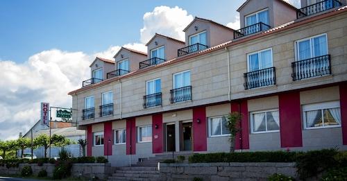Hotel Alpina, Pontevedra