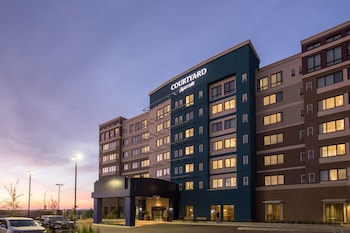 Hotel - Courtyard by Marriott Calgary South