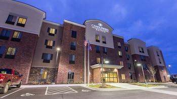 燭木套房 - 歐弗蘭帕克 - 西第 135 街 Candlewood Suites : Overland Park - W 135th St, an IHG Hotel