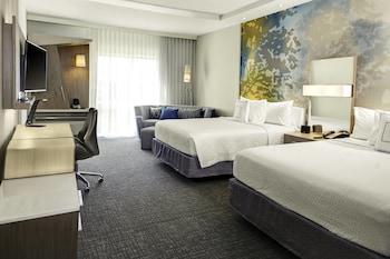 Standard Room (Two Queen)
