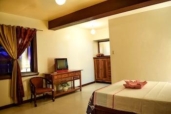 Tribal Hills Mountain Resort Puerto Galera Guestroom