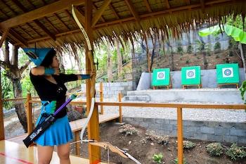Tribal Hills Mountain Resort Puerto Galera Archery