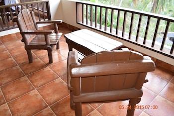 Tribal Hills Mountain Resort Puerto Galera Balcony