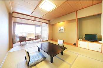 Advance purchase discount! - Japanese Western Room, City View (No Single Use)