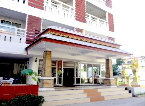 Pattaya - The Garden Place Pattaya - z Krakowa, 21 marca 2021, 3 noce