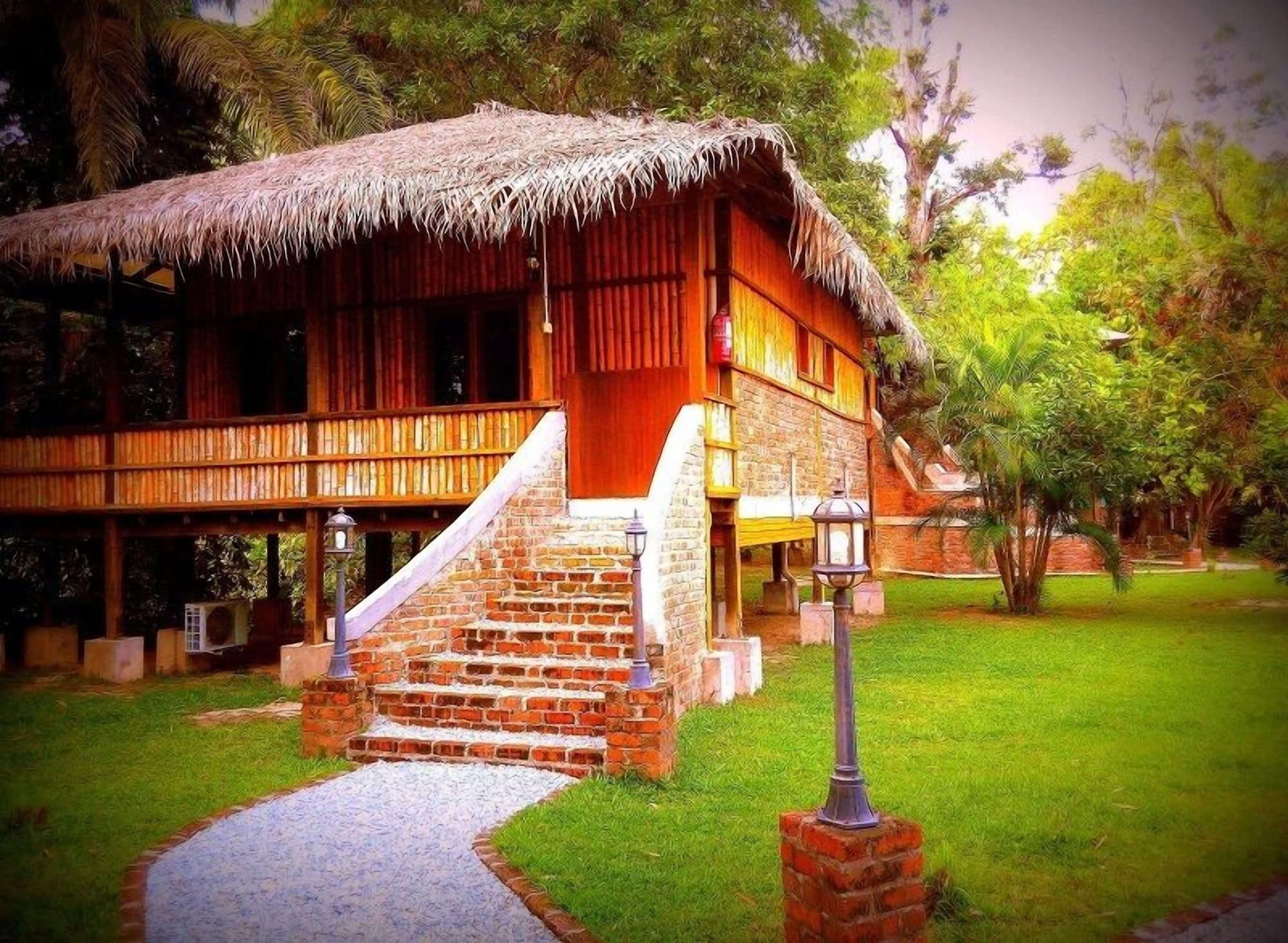 The Roots Eco Resort, Kinta