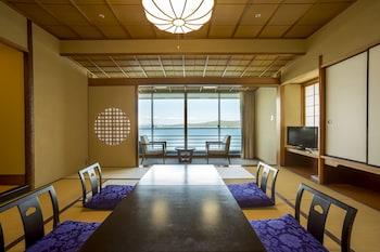 [喫煙/白鵬] 海を望む一般客室|ホテル海望