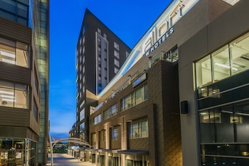 Hotel - Aloft Greenville Downtown