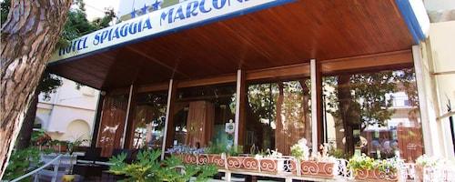 Rimini - Hotel Spiaggia Marconi - z Krakowa, 10 kwietnia 2021, 3 noce