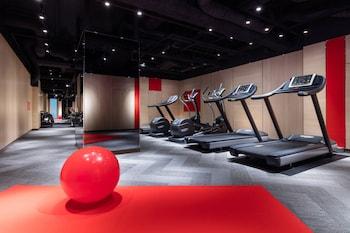 COURTYARD BY MARRIOTT SHIN-OSAKA STATION Fitness Facility