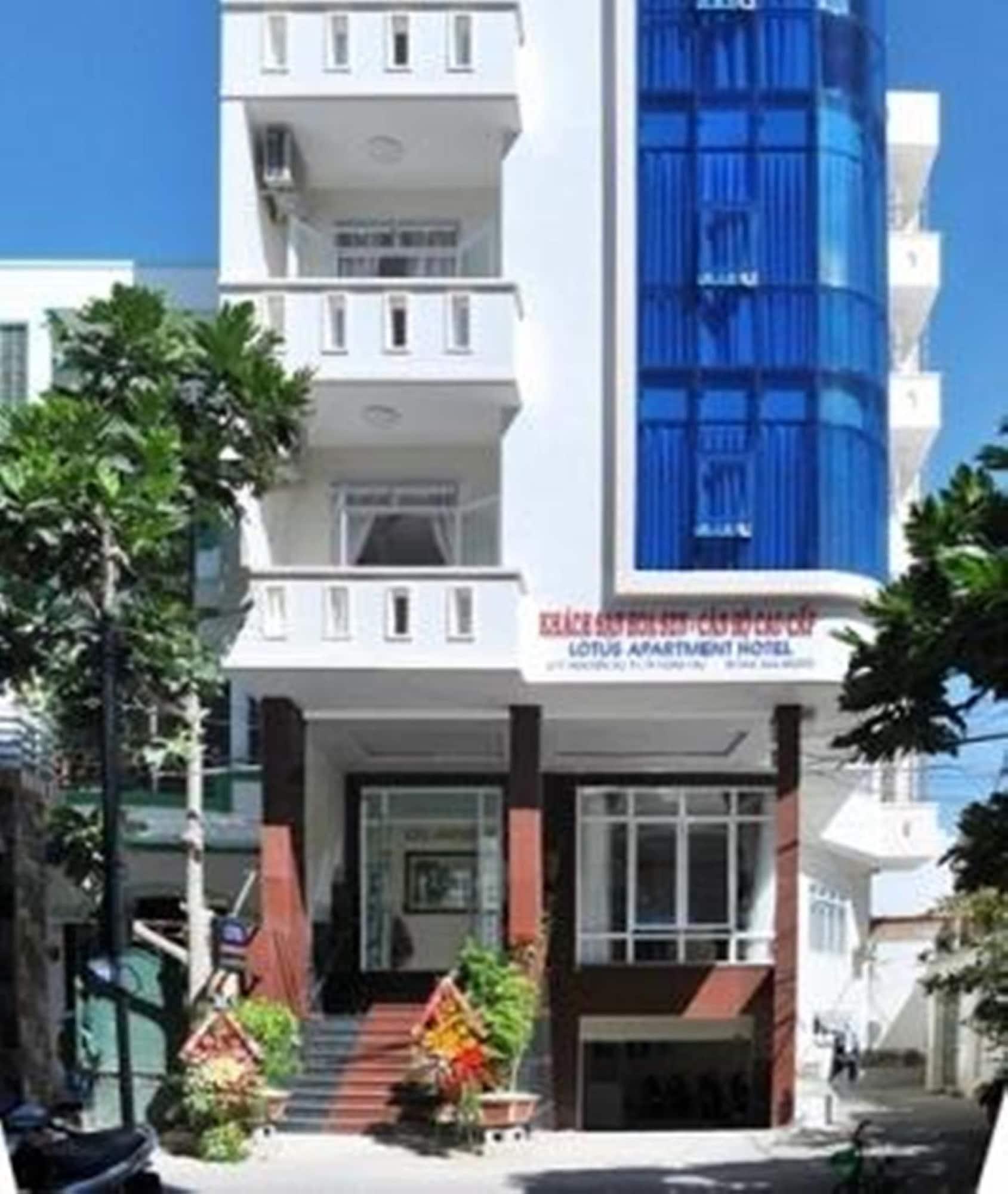 Lotus Apartment Hotel, Vũng Tàu