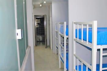 Shared Dormitory, Mixed Dorm (4 Bunk beds)