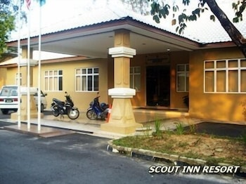 Scout Inn - Hotel Front  - #0