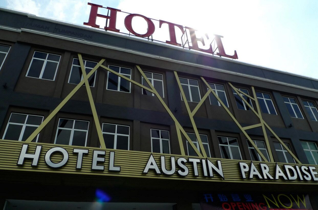 Hotel Austin Paradise - Mount Austin, Johor Bahru
