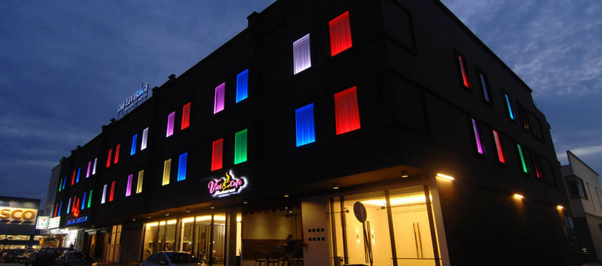 The Leverage Business Hotel Mergong, Kota Setar