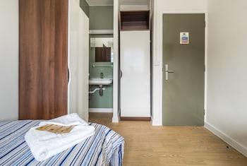 Standard Single Room, 1 Twin Bed, Shared Bathroom