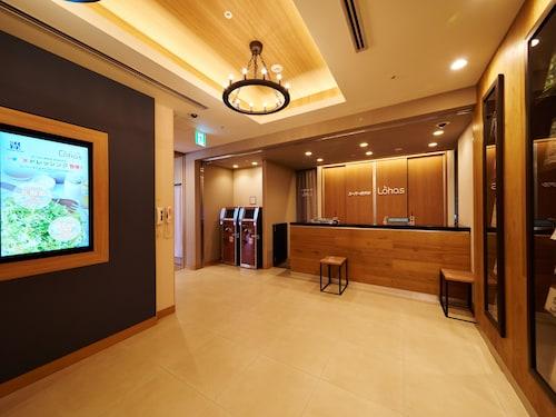 Tokio - Super Hotel Lohas Akasaka - z Warszawy, 22 kwietnia 2021, 3 noce