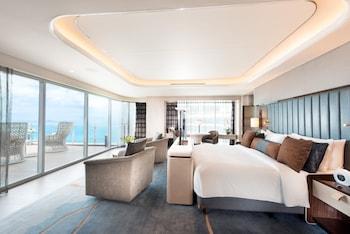 King, Presidential Suite, 1 King Bed