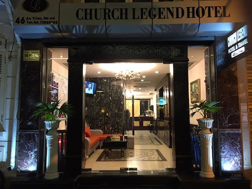 Church Legend Hotel Hanoi, Hoàn Kiếm