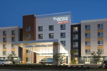 Hotel - Fairfield Inn & Suites Tampa Westshore / Airport