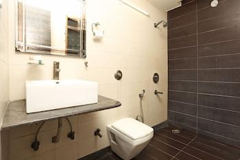 OYO 380 Hotel Atithee Residency - Bathroom  - #0